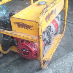Generator Honda - Generator curent, Generatoare uz general