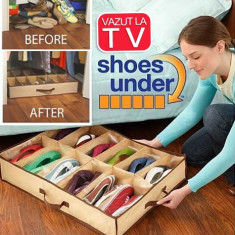 Organizator de pantofi Shoes Under - Pantofar hol