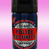 Spray paralizant Police Security, original Germania, GARANTIE 18 luni