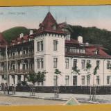 CALIMANESTI 1921, Circulata