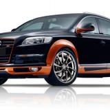 Spoiler bara fata Audi Q7 (4L) ABT Sportsline