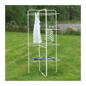 IKEA - MULIG Uscator de rufe pliabil din otel, cu capacitate de uscare 38 metrii + MULTE ALTE PRODUSE IKEA ORIGINALE foto