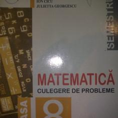 MATEMATICA CULEGERE CLS. VIII SEMESTRUL 1 - S. Smarandache - Culegere Matematica