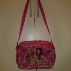 Geanta Hannah Montana - Gentuta Copii