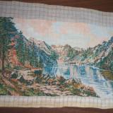 "Tapiterie Goblen - Vand/schimb goblen ""Lac montan"""