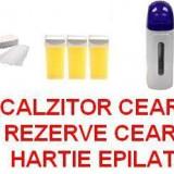 KIT EPILARE / SET EPILAT   REZERVE CEARA - incalzitor ceara epilat , epilare