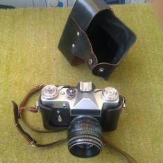 Aparat foto Zenit E - Aparat Foto cu Film Zenit, Mediu