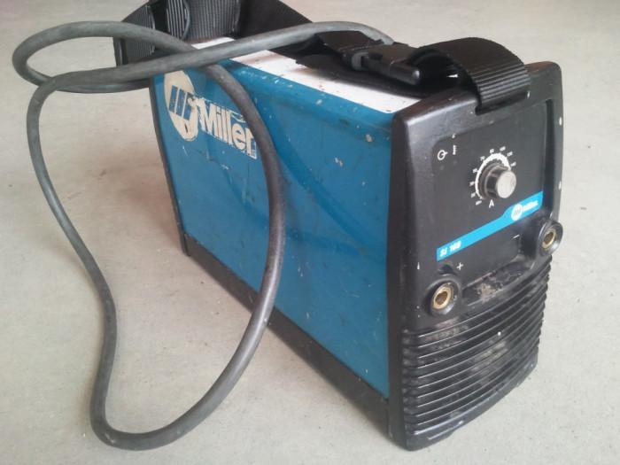 Aparat sudura Miller SI 160 - SH - inca 2 ani garantie foto mare