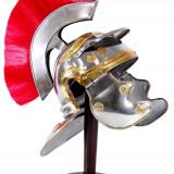 CASCA DE LUPTATOR ROMAN DIN METAL - Metal/Fonta, Ornamentale