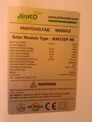 panouri fotovoltaice foto