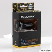 Incarcator auto ORIGINAL Samsung C&T  Pleomax pentru Galaxy S2/S3/Nexus/Note 7000/Note 2 7100 foto