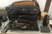 JVC GY-HM 700E CAMERA VIDEO PROFESIONALA cu 2 carduri SDHC foto