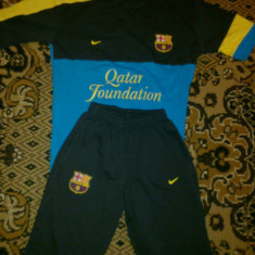 Tricou echipa fotbal, De club, Barcelona, Maneca scurta - Echipament Barcelona si Chelsea