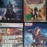 Colectie de 4 jocuri - Colectii