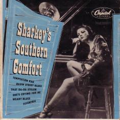 Vinil-Sharkey s Southern Comfort jazz-2 discuri - Muzica Jazz capitol records