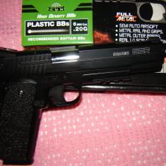 Pistol Airsoft SIG SAUER GSR 1911 Full Metal cu CO2 - Arma Airsoft Cyber Gun