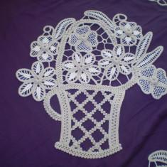 Mileuri macrame modele deosebite lucrate manual - tesatura textila