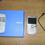Nokia C3 - Telefon mobil Nokia C3, Alb, Neblocat