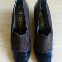 Pantofi ARA piele naturala NATURFORM, foarte confortabili; marime 39 - Pantof dama Ara, Culoare: Din imagine