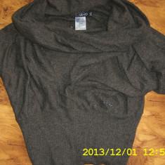 Pulover superb LIU JO din blana de lama si fibre metalice S/M retail180 de euro - Pulover dama Liu Jo, Marime: S, Culoare: Din imagine