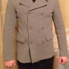 Palton barbati Zara, M - PALTON ZARA NOU!! SUPER PRET!