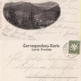 Carti Postale Romania pana la 1904, Circulata, Printata - Campulung Moldovenesc - Bucovina -clasica
