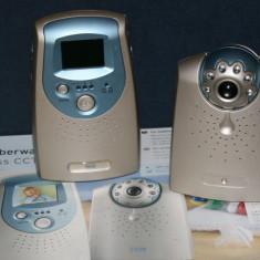 Interfon camera video/Videointerfon supraveghere copil/Monitor supraveghere copil/Interfon - Baby monitor
