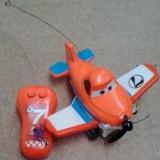Avion de jucarie - Dusty avion cu telecomanda(CEL MAI IEFTIN)