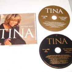 Tina Turner - All The Best (2 CD) - Muzica Rock capitol records