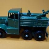 Colectii - Macheta militara Matchbox Lesney Regular Wheels Nr. 64 a Scammell Breakdown Truck