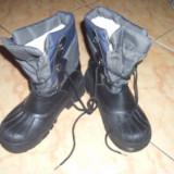 mas 31-32 cizme cu blanita in int unisex pt zapada   45 ron