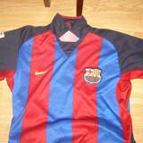 Tricou Fotbal Nike  maneca scurta  XL , F.C.Barcelona (original)