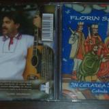 CD ORIGINAL: FLORIN SASARMAN - IN CETATEA IMPARATEASCA (COLINDE DE CRACIUN/2007)