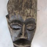 MASCA ANTICA AFRICANA DIN LEMN - Arta din Africa