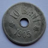 10 bani 1905 - 2 - - Moneda Romania