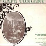 Muzica Lautareasca electrecord - Vinil-Cafe concert-Nicusor Predescu/Nelu Urziceanu