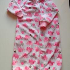 Sac de dormit pentru bebelusi, marca Carter's, pentru 0-9 luni, REDUS ACUM! - Sac de dormit copii, 6-12 luni, Roz