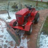 Tractoras gradina Norlett, merita vazut