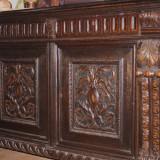 Sufragerie stil florentin si Dormitor Chippendale - Mobilier