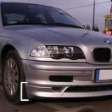 Prelungire bara fata tuning, Bmw, 3 (E46) - [1998 - 2005] - Vand prelungire fusta spoiler adaos extensie bara fata BMW E46 1998 2002 ver 1