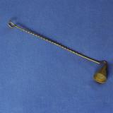 USTENSILA - SUPORT PENTRU STINS LUMANARI - Metal/Fonta
