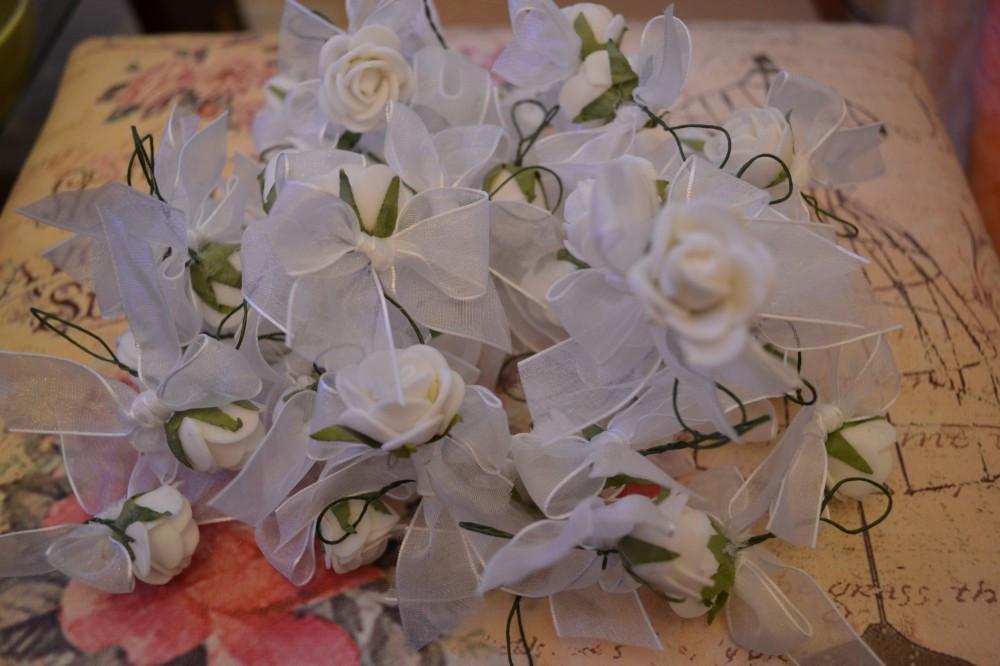 Flori Nunta Piept Cocarde Flori / Flori de Piept