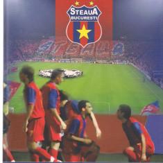 Fanion fotbal - 2B -agenda-STEAUA BUCURESTI-2008