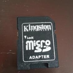 Adaptor SD- micro SD - Adaptor aparat foto