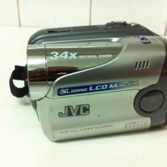 Camera Video JVC DIGITAL VIDEO CAMERA GR-DA20E, Mini DV