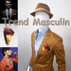 Batista Barbati - Batista de Buzunar Fashion Color Boreal