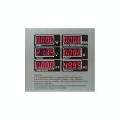 Sisteme de alarma - Modul pentru monitorizarea consumului de energie electrica/1318