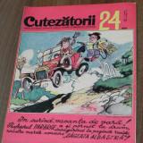 Carte de colectie - REVISTA CUTEZATORII 1970 - NR 24