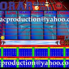 Orar scolar + calendar 2013-2014__M7 - Ghiozdan Altele, Unisex