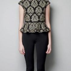 Bluza zara - Bluza dama, Marime: S, Culoare: Negru